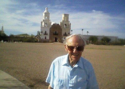 visiting san xavier mission